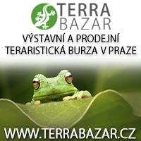 Terrabazar - Výstavní a prodejní teraristická burza v Praze s dlouholetou tradicí