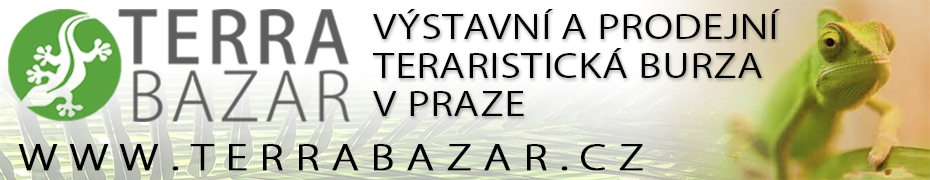 Terrabazar - Exhibition and sales terrarium marketplace in Prague with long tradition